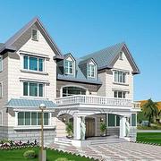 别墅设计现代图