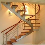 现代楼梯整体设计图