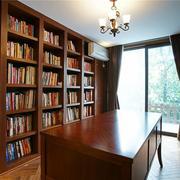 书架设计飘窗图
