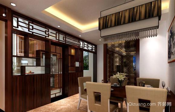 2015精美厨房隔断门装修设计效果图