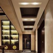 走廊设计吊顶图