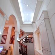 精美的室内灯光设计