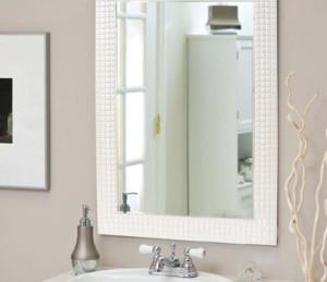 现代时尚卧室穿衣镜装修效果图