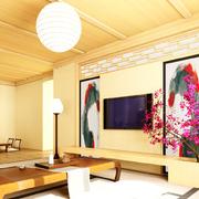 客厅设计背景墙图