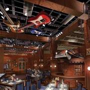 酒吧设计吊顶图