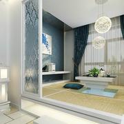 现代窗帘整体设计