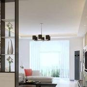 精美的客厅隔断设计