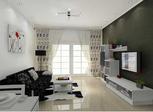 30平小户型交换空间室内设计装修效果图