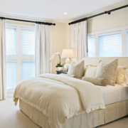 公寓设计窗帘图