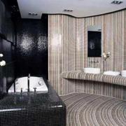浴室设计整体图