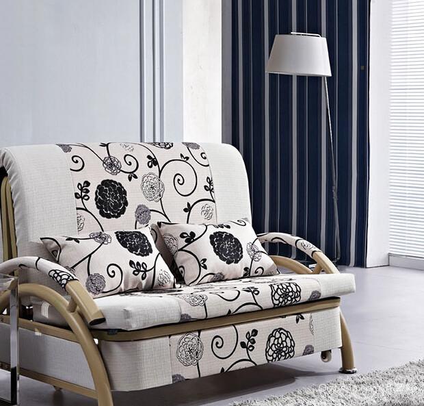 多样式客厅折叠沙发床装修效果图