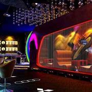 现代酒吧整体设计