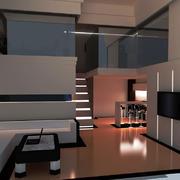 室内设计灯光设计