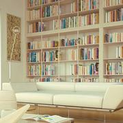 现代书房造型图