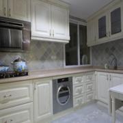 厨房设计橱柜图
