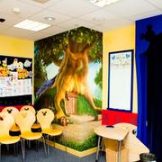 幼儿园设计色调搭配