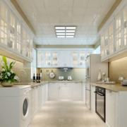 厨房设计现代图