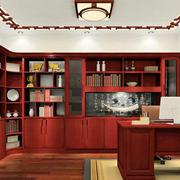 书柜设计整体设计