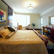 卧室设计飘窗图