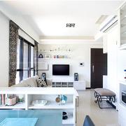 精美的客厅整体设计