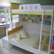 现代室内床铺图