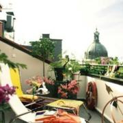 阳台设计外景图