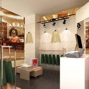 服装店设计整体图