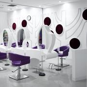 美发店设计整体图