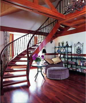 楼梯设计整体图