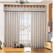 窗帘设计造型图