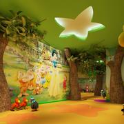 幼儿园设计整体图