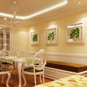客厅设计唯美图