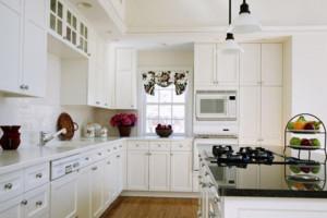 两室一厅一卫欧式厨房装修效果图