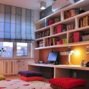 书房设计唯美图