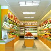 水果店设计色调搭配