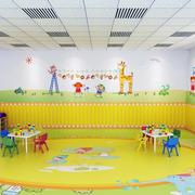 幼儿园设计吊顶图