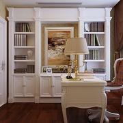 精致的书房造型图