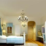 家装设计卧室图
