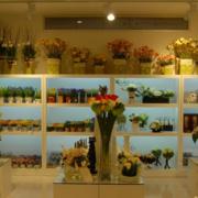花店设计背景墙图
