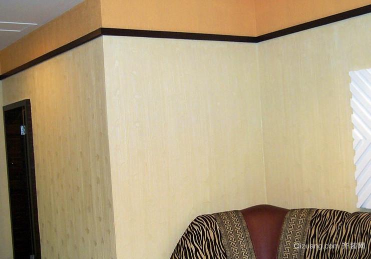 小户型液体壁纸房间装修图片效果图