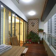 阳台设计灯光设计