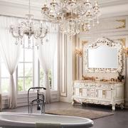 浴室柜设计造型图