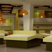 水果店设计灯光设计