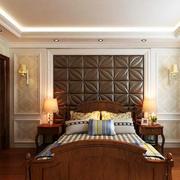 唯美的床铺设计图