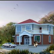 别墅设计造型图