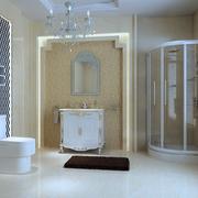 浴室柜设计色调搭配