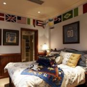 卧室设计床铺图