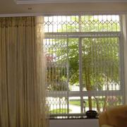 防盗窗设计整体图