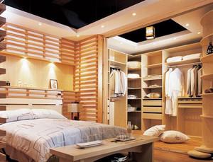 2015索菲亚整体衣柜欧式家居卧室装修效果图