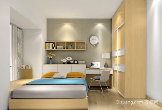 2015最新温馨舒适小房间装修效果图大全
